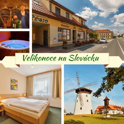 Velikonoce na Slovácku